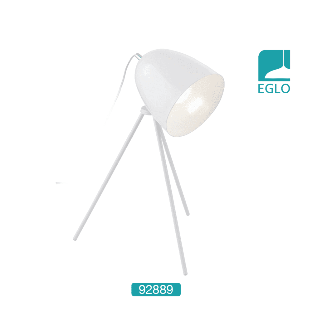 Table Lamp White